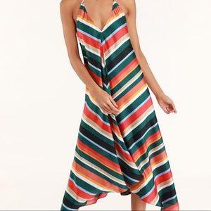 Multi stripped striped dress